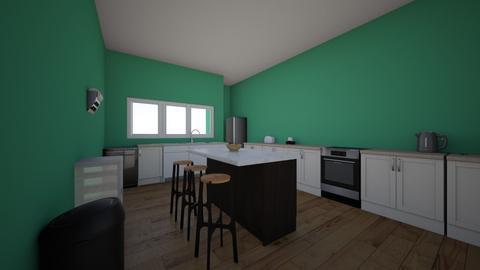 Kitchen 4 - Kitchen - by Mitaehs
