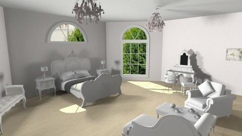 Emma 3 - Vintage - Bedroom  - by mlesnick12
