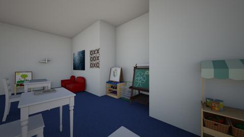 PRE K - Kids room - by 29catsRcool