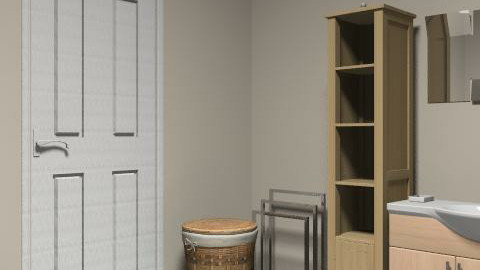 Bathroom4 - Glamour - Bathroom  - by laurencooperx