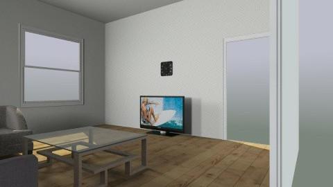 Living Room1 - Minimal - Living room  - by avna31