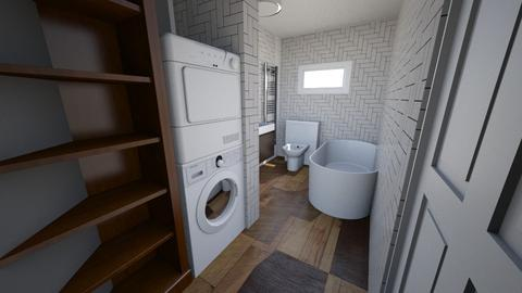 Baie etaj - Bathroom  - by ionut84