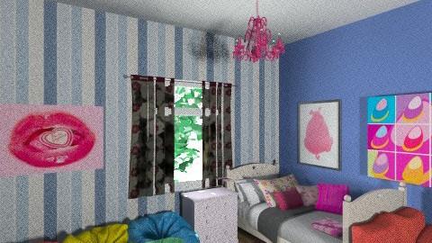 Childs Place - Modern - Kids room  - by KarolinaZ