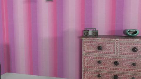 Meu quarto bem shonhado - Dining Room  - by Cassinha