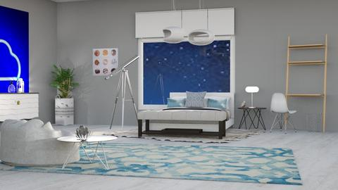 sky contest entry - Bedroom  - by Doraisthe_nameofmydoggo12345