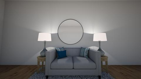 Comertial Living room - Minimal - Living room  - by Gandalf101