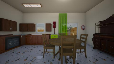 Classic Kitchen - Kitchen  - by mspence03