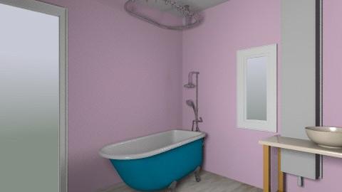 Teeny Tiny Bathroom - Vintage - Bathroom  - by Teeny Tiny