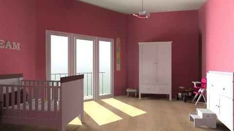cute babyroom - Modern - Kids room  - by margot98