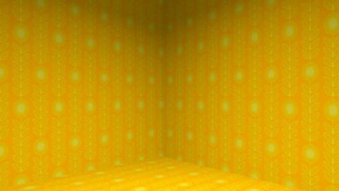 wall - Retro - Bedroom  - by crazymonkey111