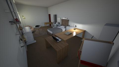 77 - Minimal - Bedroom  - by 910901