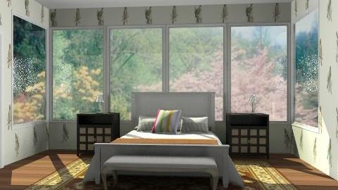 nina - Vintage - Bedroom  - by ninaswiman