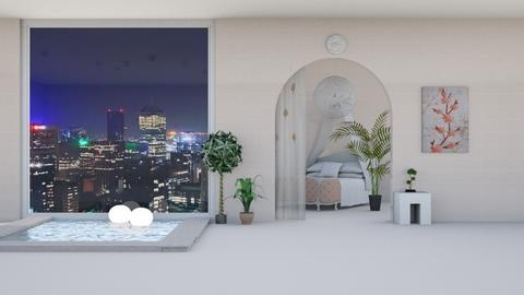 ngungu dream bedroom - by ngungu