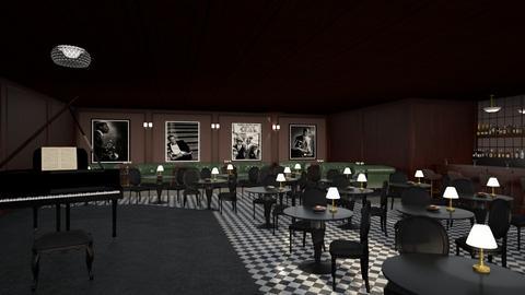 No 20  jazz lounge - by asiak4