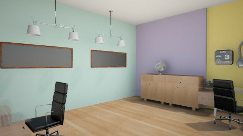 mix and match office - Modern - Office  - by jamfortania
