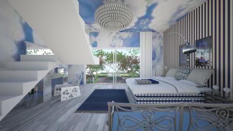 Hastens - Modern - Bedroom  - by Saj Trinaest