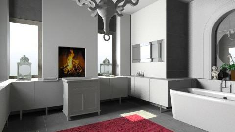 ratlingred - Modern - Bathroom  - by decorj