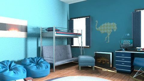 fghf fdgh - Modern - Kids room  - by lamzoi