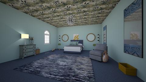 Karens Bedroom Design - Bedroom  - by Karen Sheets
