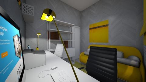 Office - Modern - Office  - by ZeldaSun