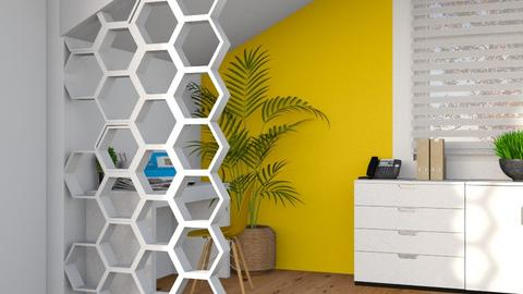bee - Office  - by anjaam