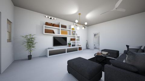 living room - Modern - Living room  - by nguyentranynhi