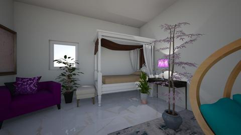 ishis uni room - Kids room  - by itsmeshreya234