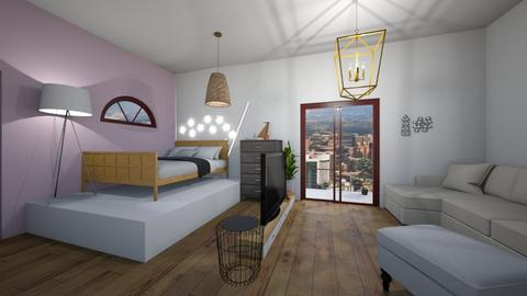 new york city - Modern - Bedroom  - by lemon boi