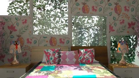 3 - Feminine - Bedroom - by mariannee1