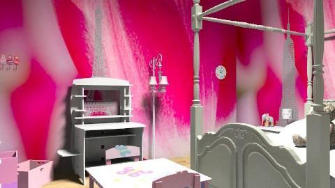 Children's Bedroom - Classic - Bedroom - by dancer100