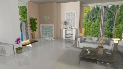 ll - Living room - by strella86