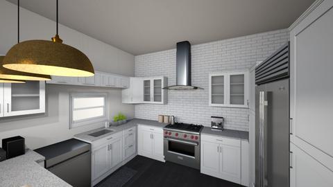 Culinary Kitchen - Kitchen  - by 24cfrymoyer