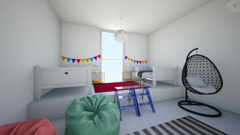 Ikea inspired kids room - Kids room - by Cora_da_B0ss