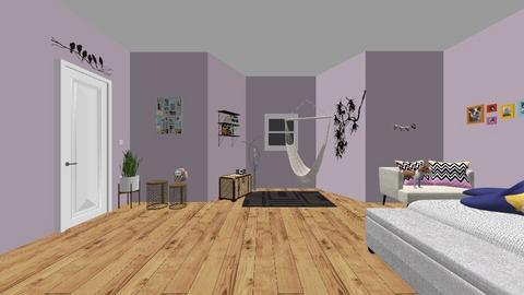 Quarto 1  - Bedroom - by kimnicky