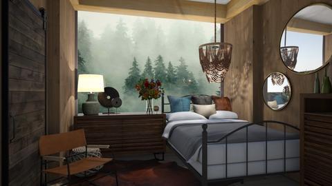 a getaway bedroom  - by heynowgregory