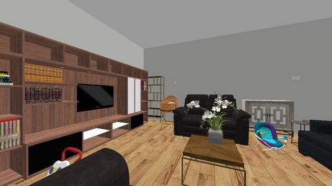 living kit bedr chiilr - Kitchen  - by rkirk50