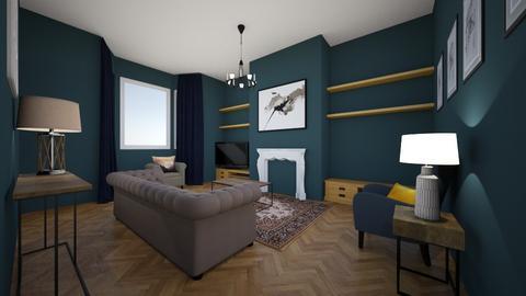 sfsdf - Living room - by Matthew James Woods