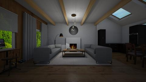competition - Living room  - by Noa Jones