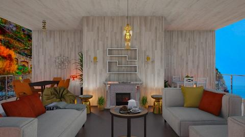 Living room - Modern - Living room  - by Malshi