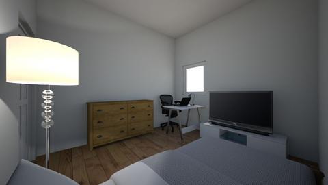 My Bedroom - Bedroom - by Levey