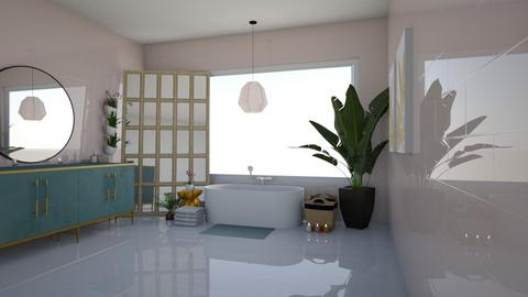 Cute Bathroom - Bathroom  - by LiveItUp