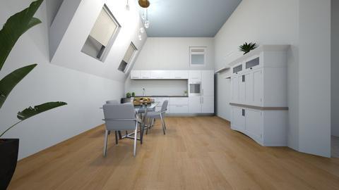 Kitchen - Modern - Kitchen  - by ChZu