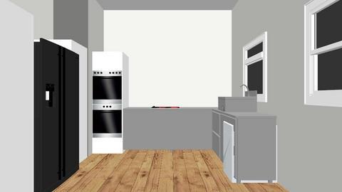 LR Kit DR - Kitchen - by edgars4him