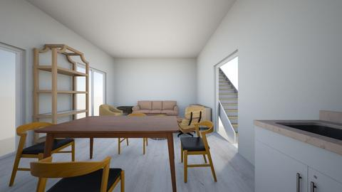 Cape May living room - by cparvanta