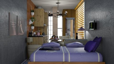 Container home - by nat mi
