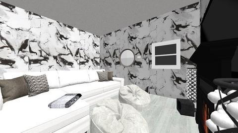 Nevaeh - Modern - Living room  - by mrs6facs