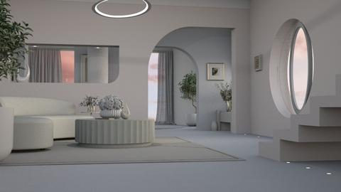 Blurry Contest - Modern - Living room  - by 28LaFouVM