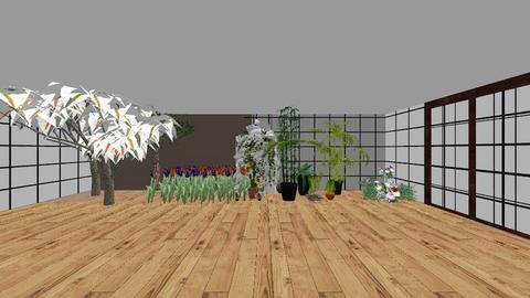 green room - Garden  - by maggieholmes
