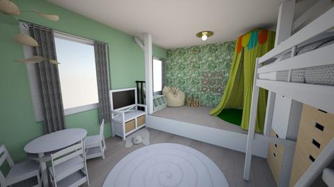 gyerekszoba - Modern - Kids room  - by vagopetra