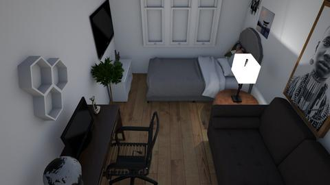 my new bedroom - Classic - Bedroom  - by svante666
